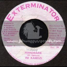 """Exterminator-7""""-Hardware / Ini Kamozi"""