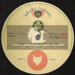 "Red Fox Music-12""-Lion In Me / Paul Fox Meets Danny Red + Still Chanting / Danny Red Meets Paul Fox"