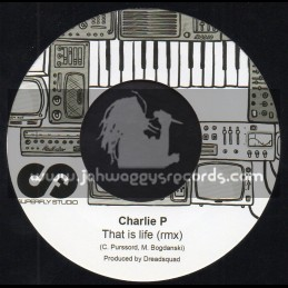 "Superfly Studio-7""-That Is Life / Charlie P + Cant Stop The Youths / Milluion Stylez Feat. Mr Williams"