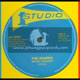 "Studio 1-12""-Music Answer / The Sharks"