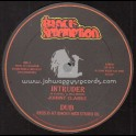 "Black Redmption-10""-Intruder / Johnny Clarke"