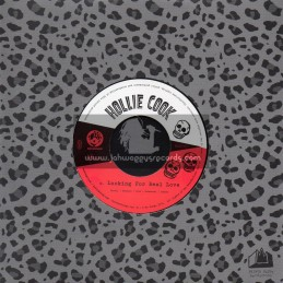 "Mr Bongo-7""-Looking For Real Love / Hollie Cook + 99 / Hollie Cook"