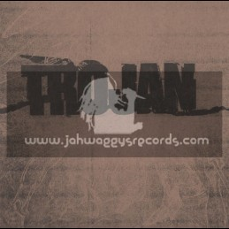"Peng Sound Double-10""-Trojan / Ishan Sound Feat. Rider Shafique"
