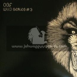 """O.B.F Records-Wild Series 3-12""""-Goin In / YT + Leave It Alone / Burro Banton"""