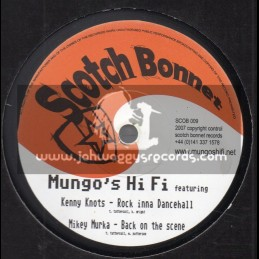 "Scotch Bonnet-10""-Mary Jane Ep 2 / Mungos Hi Fi - Various Artist"