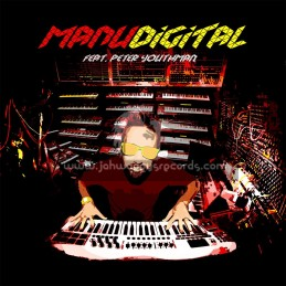 "Digital Lab Vol 2-12""-ManuDigital Feat. Peter Youthman"
