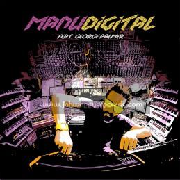 "Digital Lab Vol 1-12""-ManuDigital Feat. George Palmer"