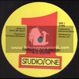 "Studio 1-12""-Dancing In The Moonlight / B B Seation"