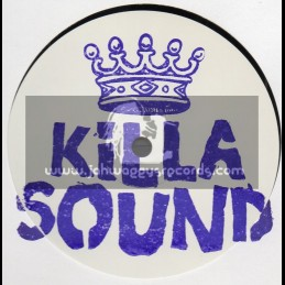 "Killa Sound-10""-Bushweed & Corntrash / Bonnie & Ricky"