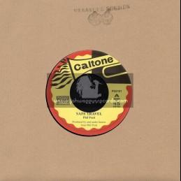 "Caltone-7""-Safe Travel / Phil Pratt"