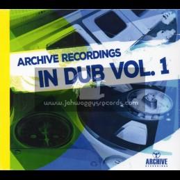 Archive Recordings-Cd-Archive Recordings In Dub Vol 1