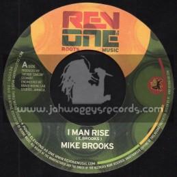 "Rev One Music-7""-I Man Rise / Mike Brooks"