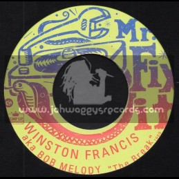 "Mr Fix It-7""-The Break / Winston Francis - Bob Melody + Your Cheating Heart / Winston Francis And Lloyd Robinson"