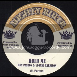 "Mighty Ruler-7""-Hold Me / Roy Panton And Yvonne Harrison + Danger / Roy Panton And Yvonne Harrison"