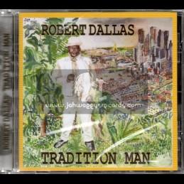 Jam Tone Records-CD-Tradition Man / Robert Dallas