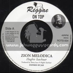 "Reggae On Top-7""-Zion Melodica / Hughie Izachaar"
