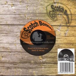 "Scotch Bonnet-7""-Send Di Water / Mikey Murka"