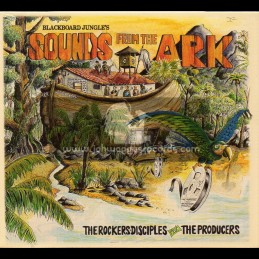 Blackboard Jungle-CD-Blackboard Jungles Sounds From The Ark / The Rockers Disciples Meet The Producers