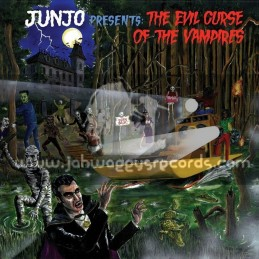 Greensleeves-Double-Lp-Junjo Presents / The Evil Curse Of The Vampires