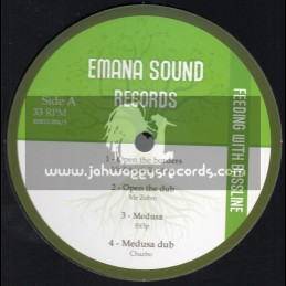 "Emana Sound Records-12""-Feeding With Bassline / Various Artist"