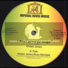 "Imperial House Music-10""-Whos Gonna Get Caught / Vivian Jones + Forgive / Asante Amen"