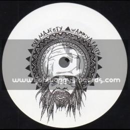 "Mighty Youth Records-7""-Warriya Faith / Sub Majesty"