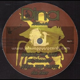 "Dina Music-10""-Breath Of Life / Mo Kalamity + On The Road / Light Soljah"