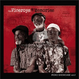 Iroko Records-Lp-Memories / The Viceroys - Iroko Showcase Vol 2
