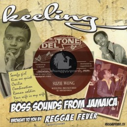 "Deltone-7""-Suzie Wong / Keeling Beckford + Deltone Special / Soul Rhythms"