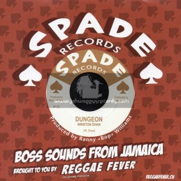 "Spade Records-7""-Dungeon / Winston Shan"