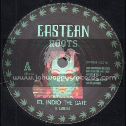"""Eastern Roots-7""""-The Gate / El Indio"""