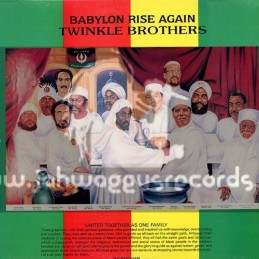 Twinkle-Lp-Babylon Rise Again / The Twinkle Brothers