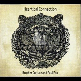 Shades Of Black-CD-Heartical Connection / Brother Culture And Paul Fox