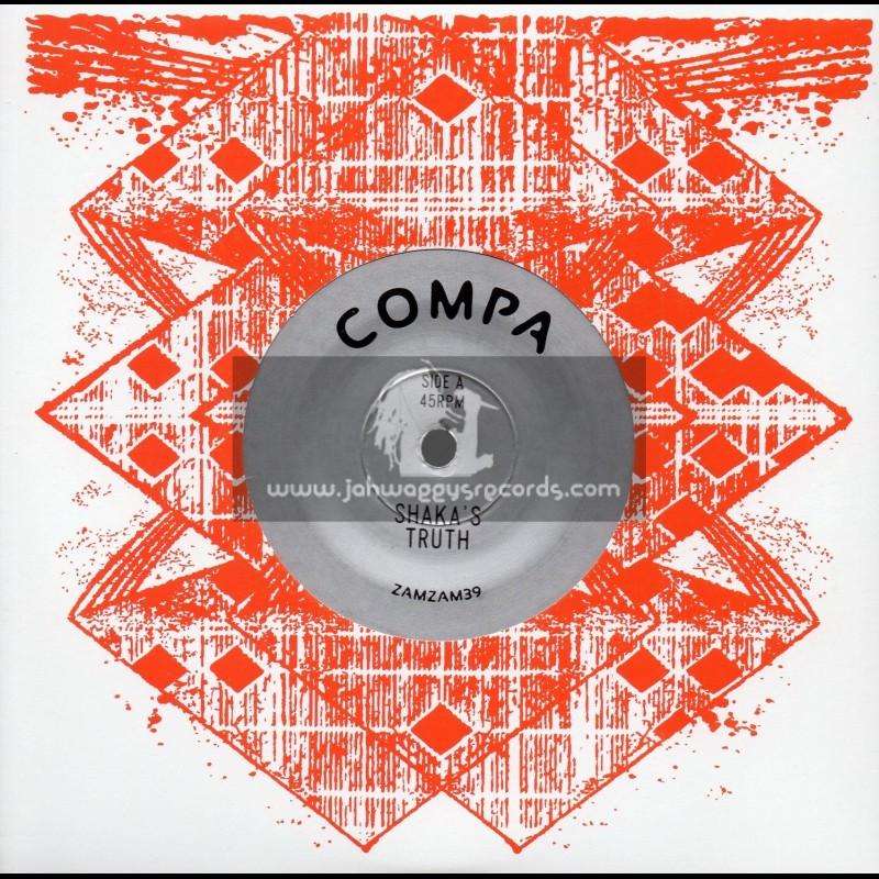"ZamZam-7""-Shakas Truth / Compa + Atha Dub / Compa"