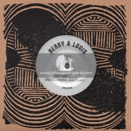 """ZamZam-7""""-Love And Understanding / Henry And Louis Featuring Johnny Clarke"""