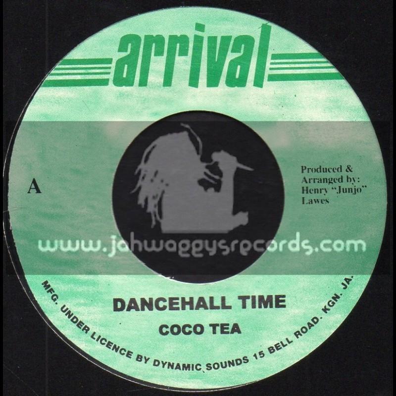 "Arrival-7""-Dancehall Time / Coco Tea"