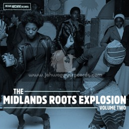 Reggae Archive Records-Double LP-The Midlands Explosion - Volume Two / Various Artist