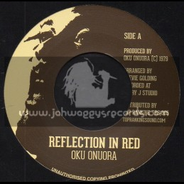 "Top Ranking-7""-Reflection In Red / Oko Unouoro"