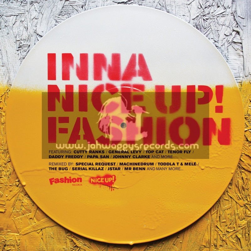 Nice Up Records-Fashion-Lp-Inna Nice Up Fashion / Various Artist