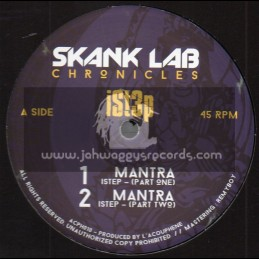"Skank Lab Chronicals-10""-Tomb Raider / Istep + Mantra / Istep"