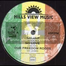 "Hills View Music-10""-Freedom Roots Riddim Feat. Fhada Roi, Juda King, Veta And Dubs"
