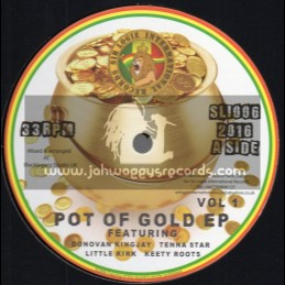 "Sir Logie International Records-12""-Pot Of Gold Ep Vol 1 / Various Artist"