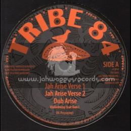 """Tribe 84-12""""-Jah Arise / Violinbwoy Feat. Dan I"""