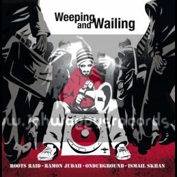 "Berrys Records-12""-Weeping And Wailing / Ramon Judah - Roots Raid Meetrs  Ondubground"