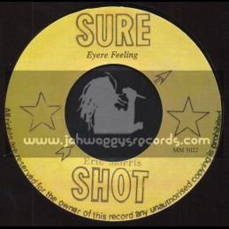 """Sure Shot-7""""-Eyere Feeling / Eric Morris"""