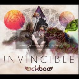 Tanta Records-CD-Invincable / Ackboo Meets Various Artist