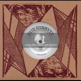 """ZamZam-7""""-Dub Cure / Dub Dynasty + Kut / Dub Dynasty"""