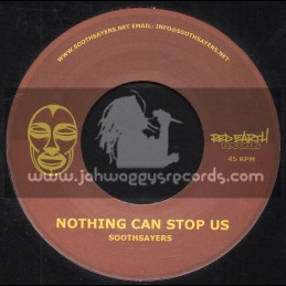 "Red Earth Records-7""-Nothing Can Stop Us Now / Soothsayers + Take Me High / Soothsayers"