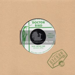"Doctor Bird-7""-You Send Me / Jackie Opel + Autumn Leaves / Raymond Harper And The Carib Beats"