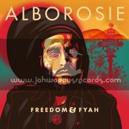 Greensleeves-Lp-Freedom & Fyah / Alborosie